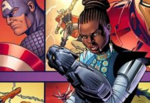 Shuri Marvel Comics