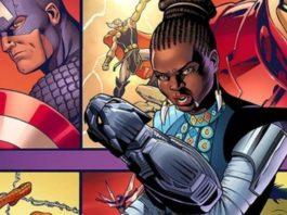 Shuri Marvel Comics
