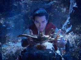 teaser trailer - Aladdin