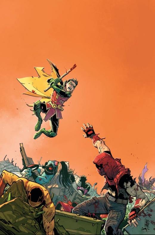 'Teen Titans Annual' #1