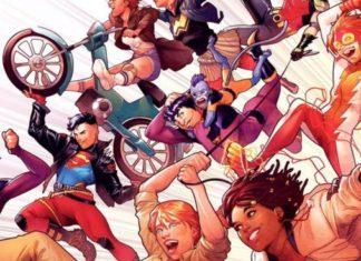 Wonder Comics DC