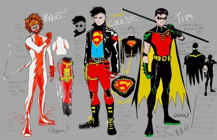 'Young Justice'