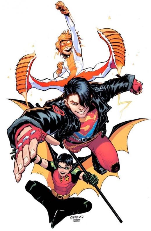 'Young Justice' Wonder Comics