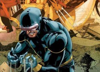 Uncanny x-Men detacada