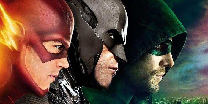 Batman Arrowverse Flash CW Bruce Wayne