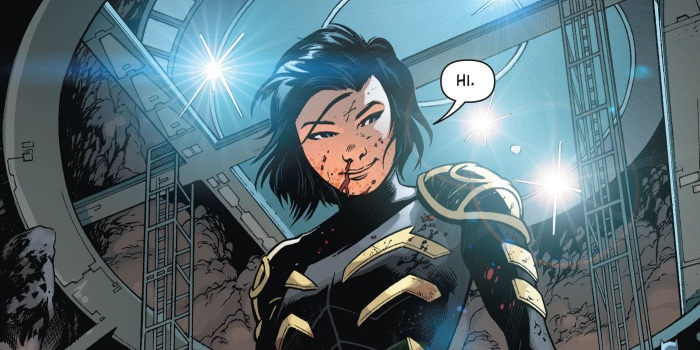 Cassandra Cain DC Comics