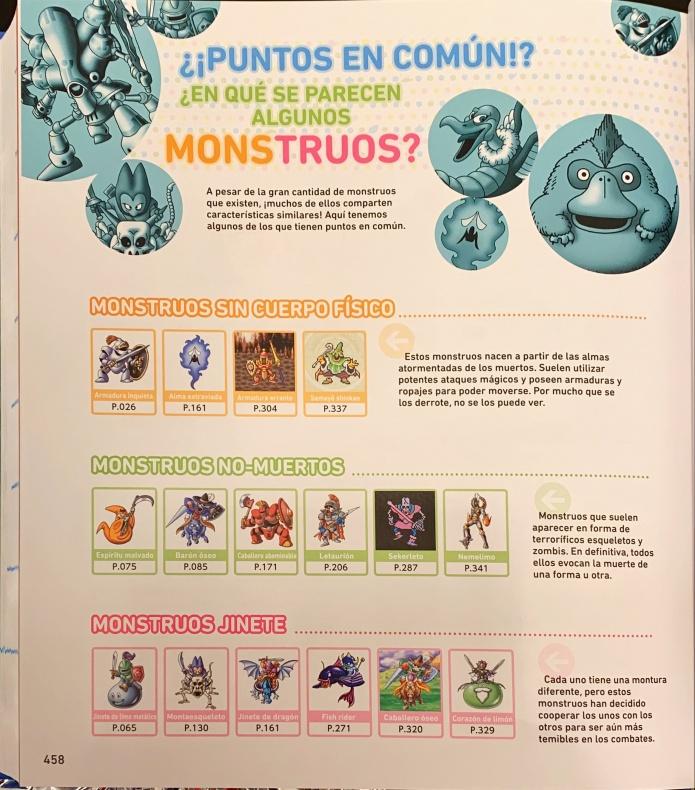 Dragon Quest Enciclopedia de Monstruos 4