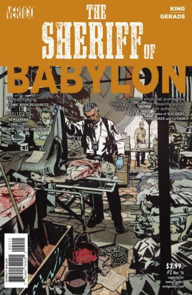 El sheriff de Babilonia