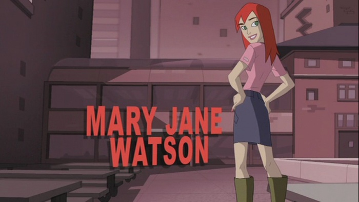 Mary Jane Watson 2003