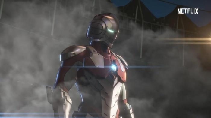 Netflix - Ultraman