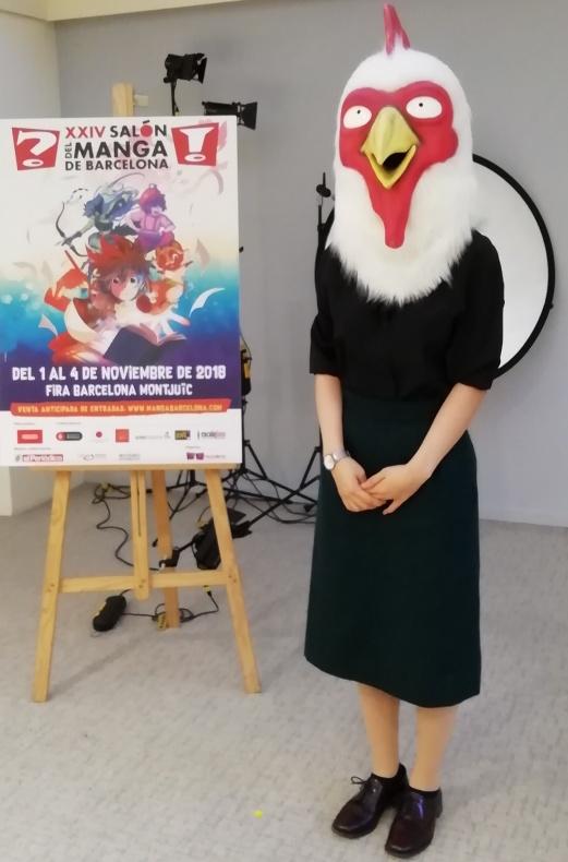 Paru Itagaki 1