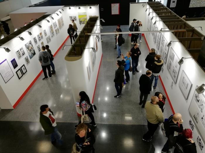 Salón Manga 2018 Exposición