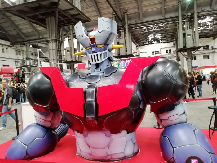 Salón Manga 2018 Mazinger