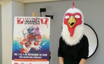 Salón Manga 2018 Paru Itagaki