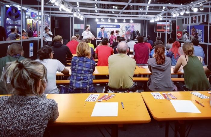 Salón Manga 2018 talleres 2