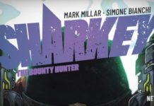 Sharkey the bounty hunter - Mark Millar