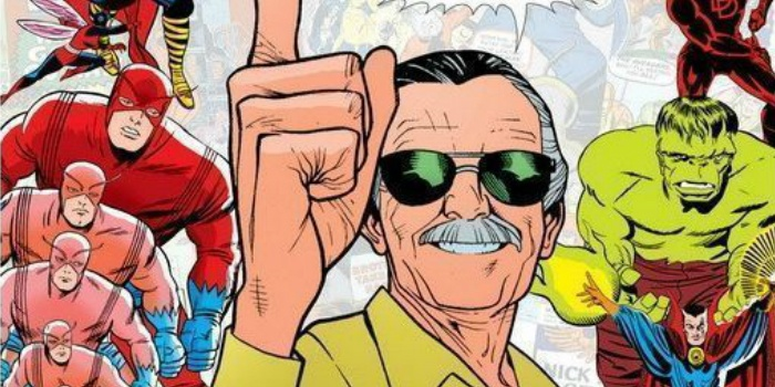 Stan Lee - Marvel Treasury Edition (destacada)