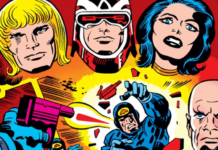 The Eternals - Jack Kirby