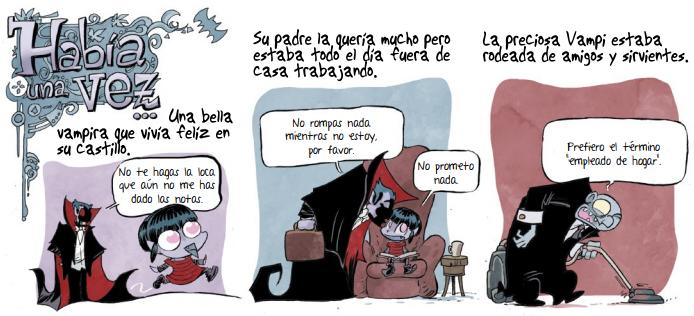 Vampi Fonollosa Grafito 3