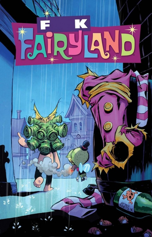 portada alternativa fuck fairyland