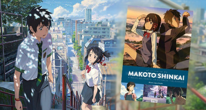 el universo de makoto shinkai