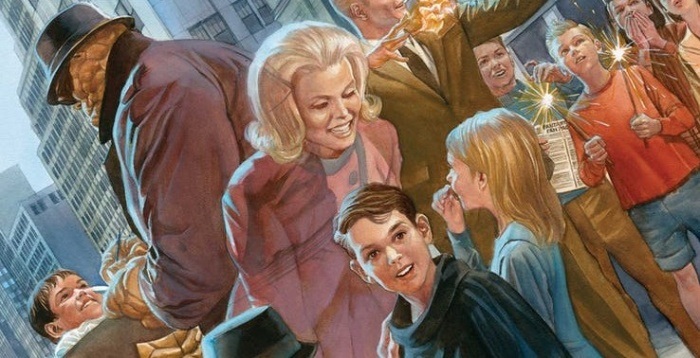 Marvels Alex Ross destacada