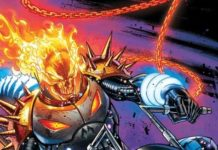 Cosmic Ghost rider destacada