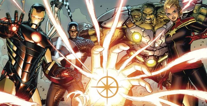 Avengers Hickman