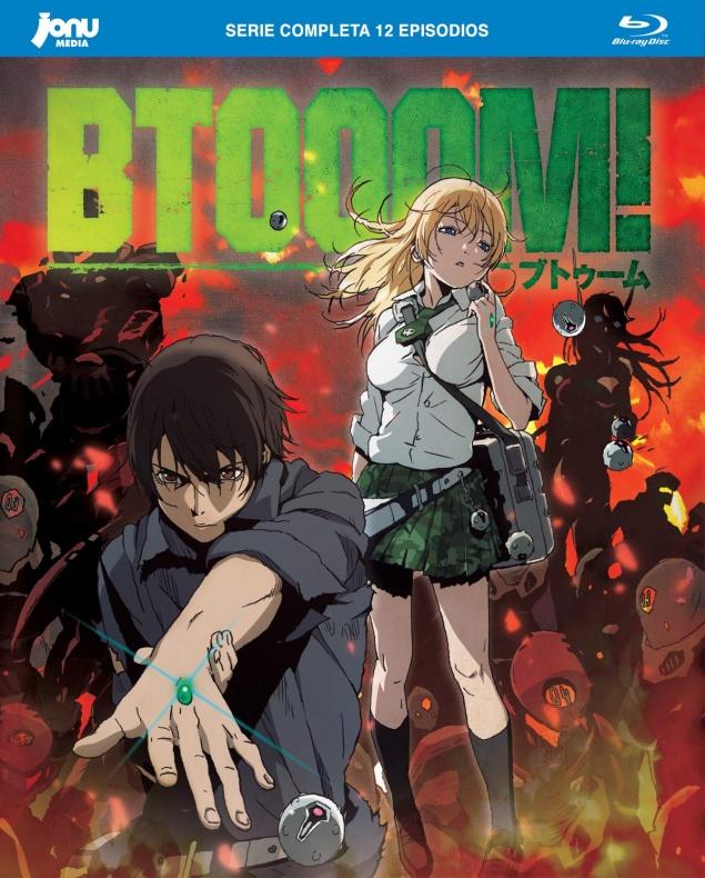 BTOOOM cover