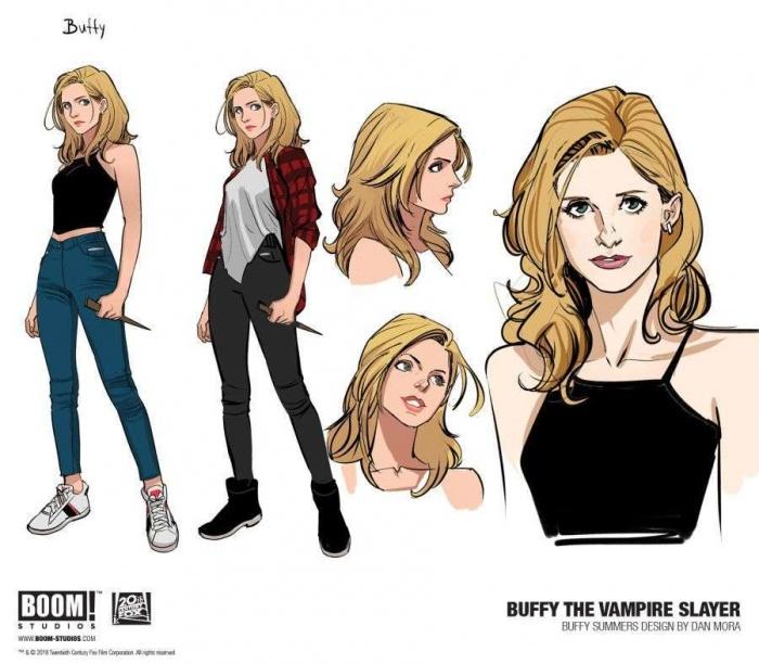 Buffy Boom
