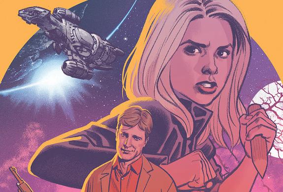 Buffy firefly