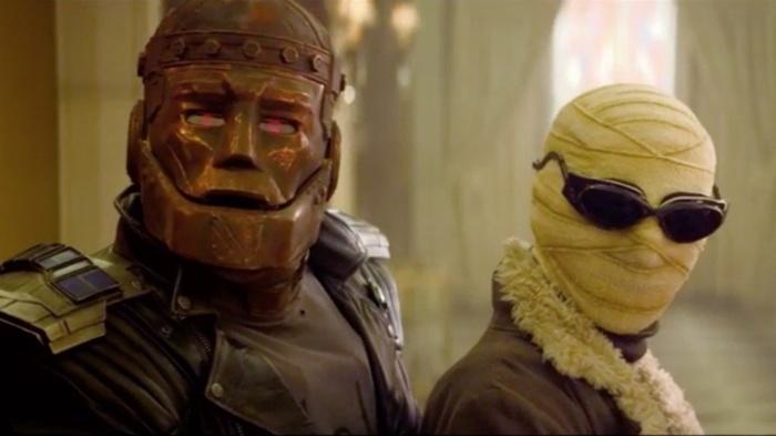 Doom Patrol - teaser destacada