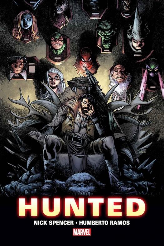 Kraven Hunted
