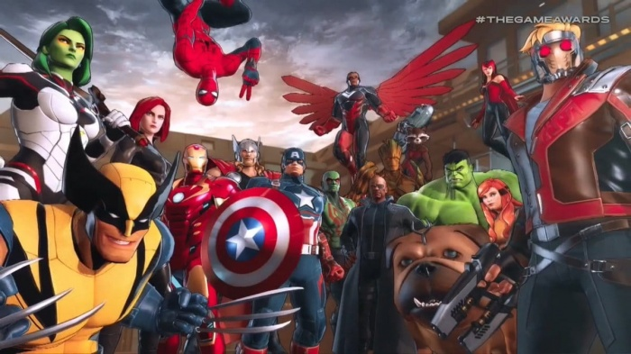 Se anuncia Marvel Ultimate Alliance 3 en exclusiva para Nintendo Switch
