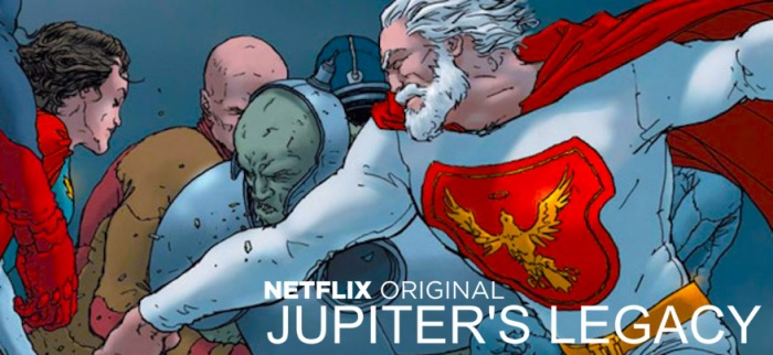 Netflix - Jupiter's Legacy