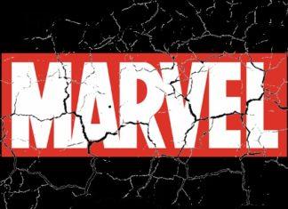 Logo Marvel grietas