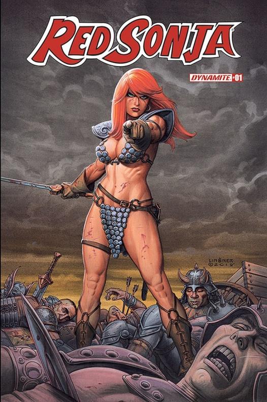 Red Sonja 01 2