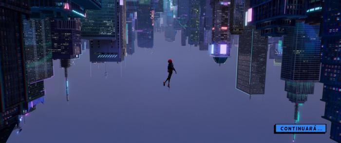Crítica: 'Spider-Man: un nuevo universo'