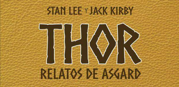 Thor Relatos de Asgard 1