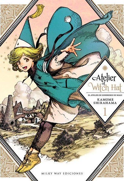 atelier of witch hat 1 grande
