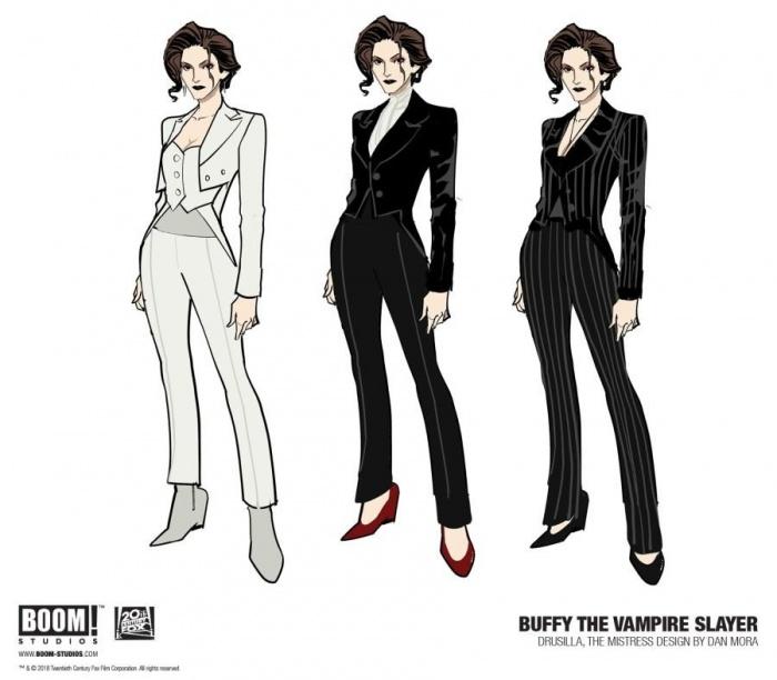 buffyvampireslayer 001 characterdesign drusilla promo 1146811