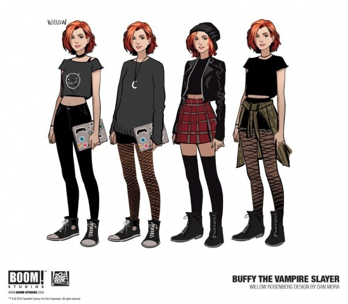 buffyvampireslayer 001 characterdesign willow promo 1146806