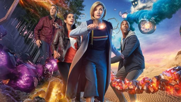 doctor who season 11 poster art