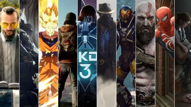 Videojuegos 2018