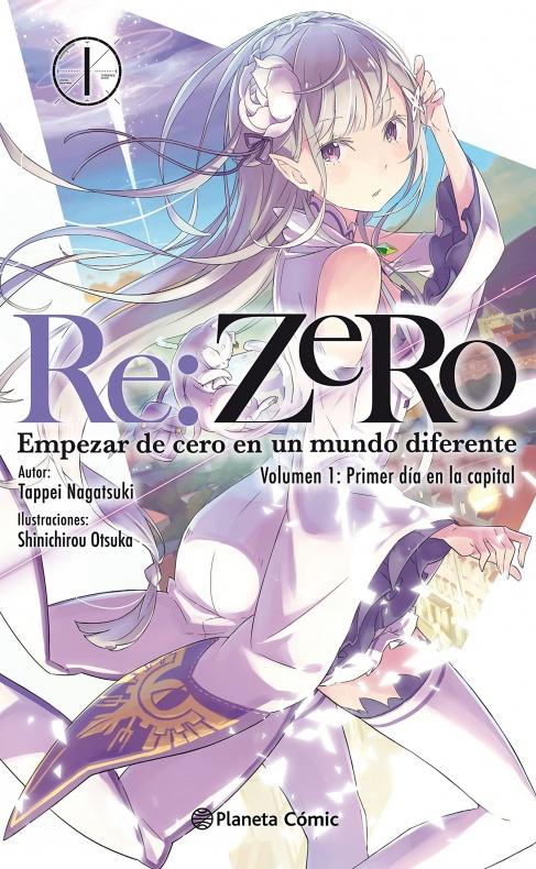 portada rezero 1