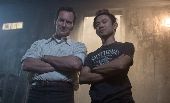 the conjuring 2 james wan interview