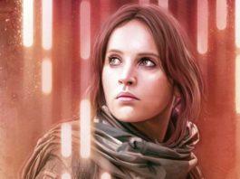 Jyn Erso Star Wars
