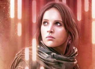 Jyn Erso Star Wars
