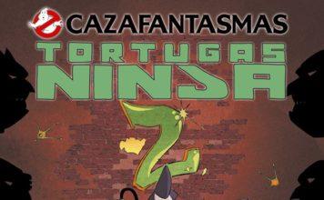 Cazafantasmas y Tortugas Ninja 2