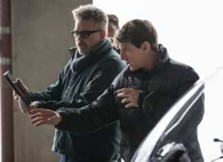 Christopher McQuarrie - Tom Cruise - Mission Impossible - Fallout